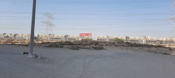 Plot for Sale in International City, Dubai - FOR SALE CORNER BUILDING  PLOT  - HOT LOCATION - PHASE 2 - 3 MILLION .