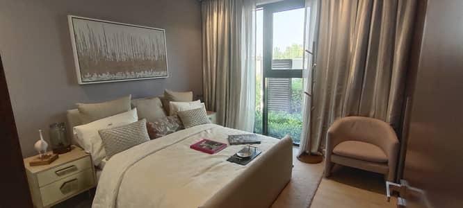 تاون هاوس 4 غرف نوم للبيع في داماك هيلز (أكويا من داماك)، دبي - Single Row   Full Park View   Near To Malibu Beach