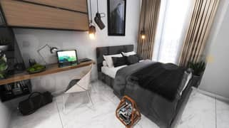 Studio! luxuries from developer   hand over Q4 2022