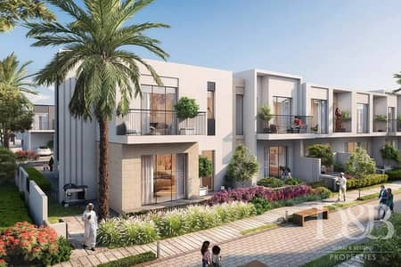 تاون هاوس 4 غرف نوم للبيع في دبي الجنوب، دبي - Resale Hot Unit   4 Bedrooms   Huge Layout
