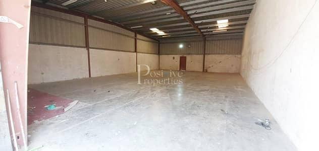 Warehouse for Rent in Al Quoz, Dubai - Immediate  2500 sqft Warehouse for rent in Al Quoz