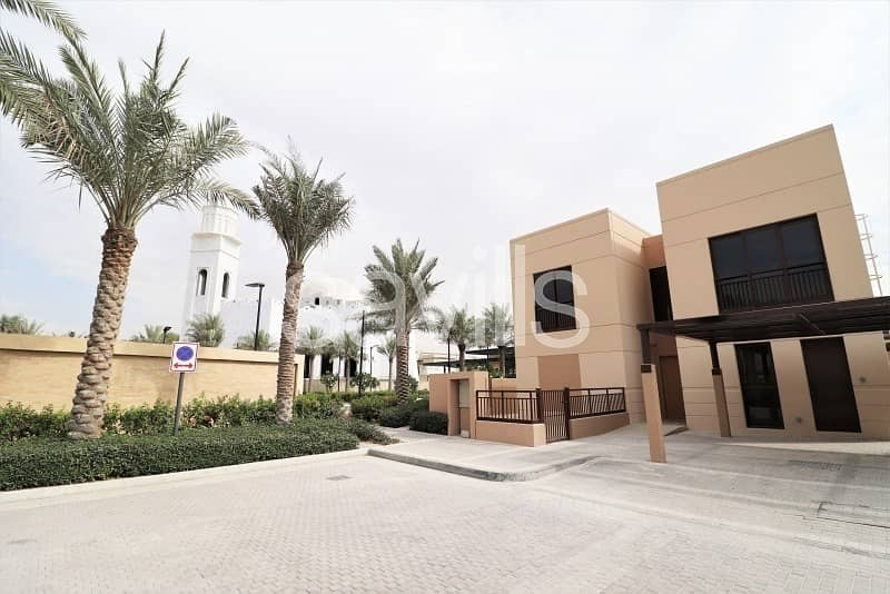 Brand new   Corner plot   Next to Mosque