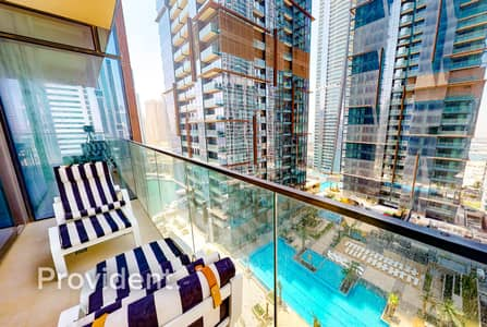2 Bedroom Flat for Rent in Dubai Marina, Dubai - Furnished Corner Unit | Move in Ready by May