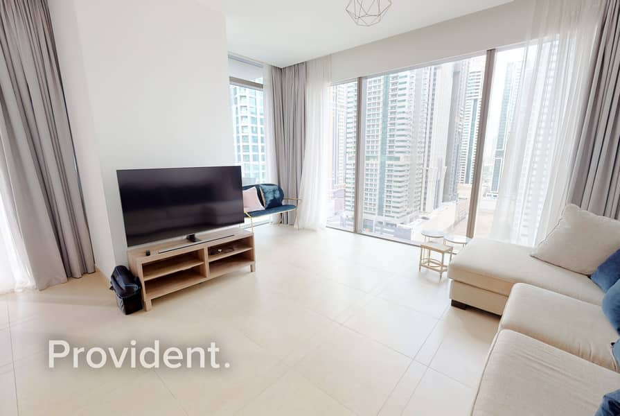 2 Furnished Corner Unit   Move in Ready by May