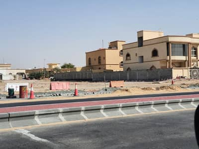 Plot for Sale in Al Hamidiyah, Ajman - Land for sale * Private residential * Very excellent location * Ajman citizens own * Distinctive areas