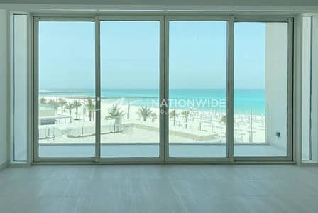 1 Bedroom Apartment for Rent in Saadiyat Island, Abu Dhabi - A Brand New Unit with Stunning Full Sea View