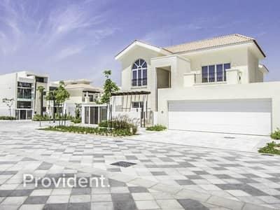 4 Bedroom Villa for Sale in Mohammed Bin Rashid City, Dubai - Luxury 4BR Villa | Good Location | Close to Lagoon