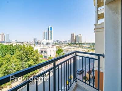 شقة 1 غرفة نوم للايجار في مثلث قرية الجميرا (JVT)، دبي - Exclusive | Well Maintained | Massive Apartment