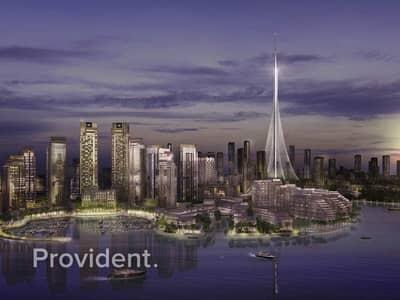 تاون هاوس 3 غرف نوم للبيع في ذا لاجونز، دبي - Townhouse|Creek tower View|Ready to move