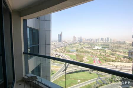 2 Bedroom Apartment for Sale in Jumeirah Lake Towers (JLT), Dubai - Duplex | Two Bedrooms | Golf Course View