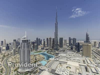 فلیٹ 3 غرف نوم للبيع في وسط مدينة دبي، دبي - 03 Series   Full Burj and Fountain View