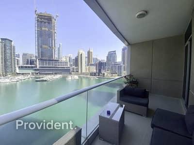 3 Bedroom Apartment for Sale in Dubai Marina, Dubai - Stunning Marina Views  Upgraded  Negotiable