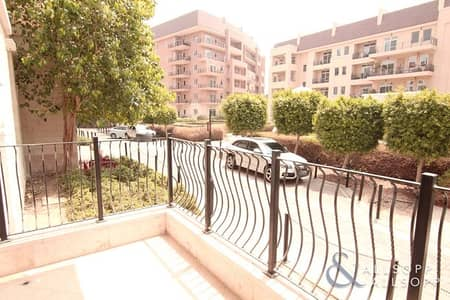 استوديو  للايجار في موتور سيتي، دبي - Studio | Ground Floor | Large Balcony l