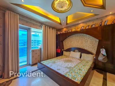 2 Bedroom Apartment for Rent in Dubai Marina, Dubai - Fully Furnished | High Floor | Full City View