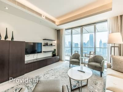 فلیٹ 2 غرفة نوم للبيع في وسط مدينة دبي، دبي - Type 04 | Middle Unit | Luxury Furnished