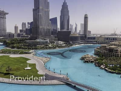 2 Bedroom Apartment for Sale in Downtown Dubai, Dubai - Exclusive Luxury Unit Direct View To Burj Khalifa