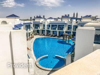 فیلا 4 غرف نوم للبيع في نخلة جميرا، دبي - Corner Unit | The Biggest 4 Bed Layout (2C) | VOT