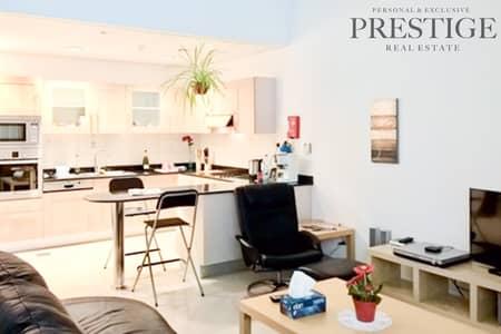 فلیٹ 1 غرفة نوم للايجار في دبي مارينا، دبي - 1 Bed | Westside Marina | Furnished