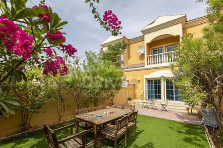 تاون هاوس 1 غرفة نوم للبيع في مثلث قرية الجميرا (JVT)، دبي - Beautifully Landscaped and Best Location