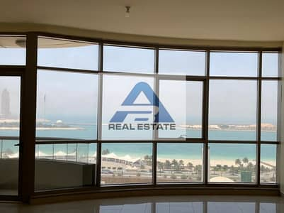 3 Bedroom Apartment for Rent in Corniche Road, Abu Dhabi - Offer Price! 3Br Huge Space SeaView Balcony Parkng