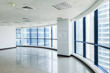 Office for Sale in Jumeirah Lake Towers (JLT), Dubai - Spacious | Fitted | Office | Jumeirah Bay X3