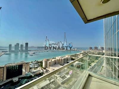 شقة 3 غرف نوم للايجار في دبي مارينا، دبي - Panoromic Sea View |  Well Maintained  | 3 BHK + maid's