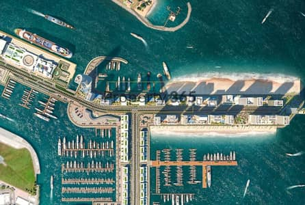 2 Bedroom Flat for Sale in Dubai Harbour, Dubai - Full Marina View / 2 Bedrooms / Luxury Living