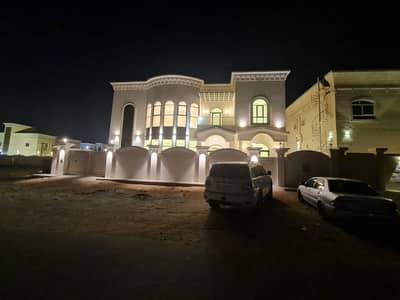 5 Bedroom Villa for Rent in Al Helio, Ajman - Very luxurious villa for rent in the emirate of Ajman, Al Helio area, citiz
