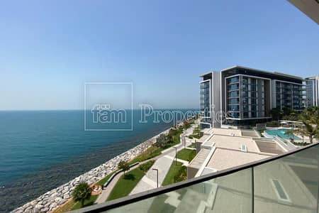 4 Bedroom Apartment for Sale in Bluewaters Island, Dubai - 4Bed + Maid   Full Sea View  Large Balcony