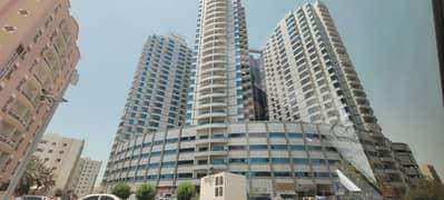 شقة في فالكون تاورز الراشدية 2 الراشدية 1 غرف 18000 درهم - 5152745