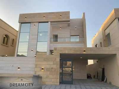5 Bedroom Villa for Sale in Al Yasmeen, Ajman - Freehold villa snapshot for sale in Ajman, Al Yasmeen area, only 20 minutes to Dubai, modern design close to services and Sheikh Mohammed Bin Zayed Street