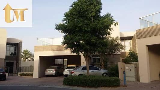 فیلا 5 غرف نوم للبيع في واحة دبي للسيليكون، دبي - VACANT ON TRANSFER 5 BEDROOM VILLA FOR SALE CEDRE VILLAS