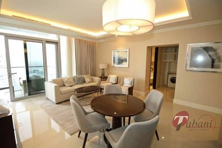 1 Bedroom Apartment for Rent in Downtown Dubai, Dubai - Vacant Shortly|1 Bed + Study |All Bills Included