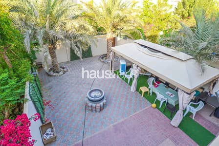 3 Bedroom Townhouse for Sale in Arabian Ranches, Dubai - Opposite Park and Pool| VOT| Immaculate Condition