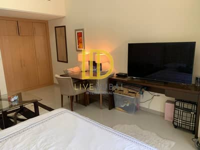Studio for Sale in Arjan, Dubai - SH I Pool View I Allocated Parking I Fully Furnished