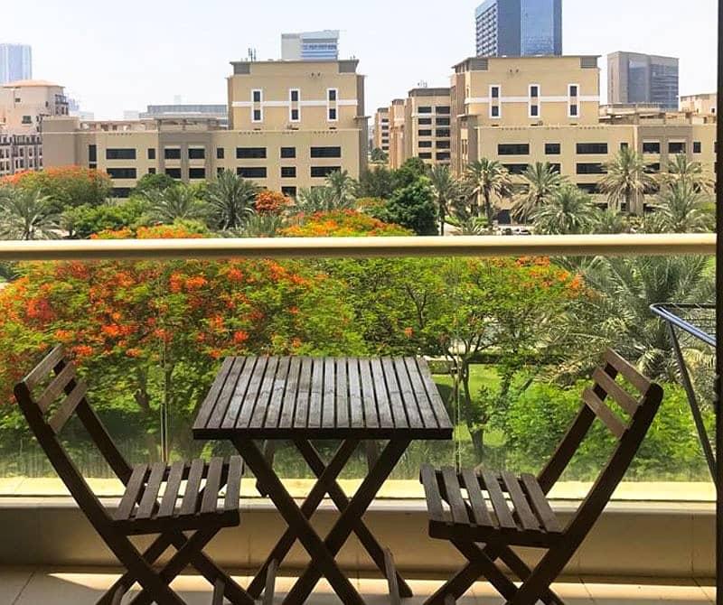 Fully Furnished I  Park View I  Al Dafrha