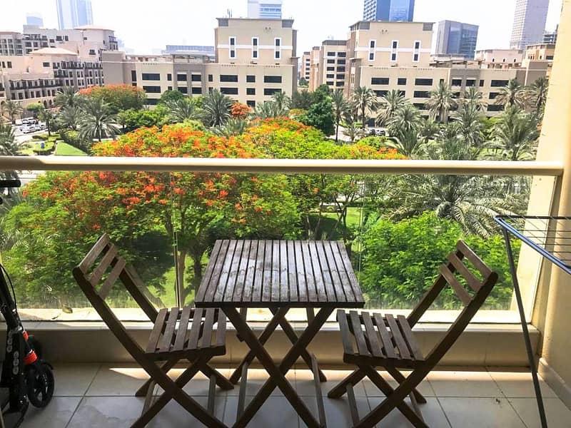 2 Fully Furnished I  Park View I  Al Dafrha