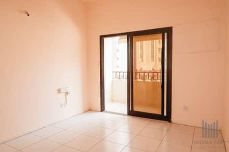1 Bedroom Apartment for Rent in Al Qasimia, Sharjah - Good Layout 1BHK | Balcony | Window AC FREE