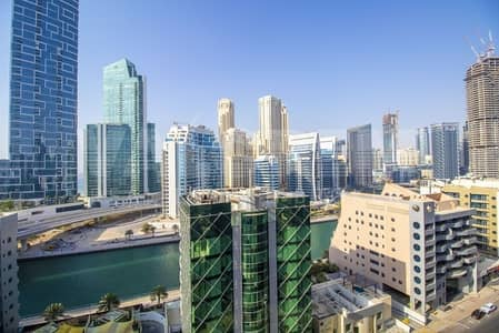 2 Bedroom Apartment for Sale in Dubai Marina, Dubai - VACANT | CANAL VIEW | CHILLER FREE | BEST PRICE