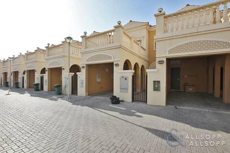تاون هاوس 1 غرفة نوم للايجار في مثلث قرية الجميرا (JVT)، دبي - Quiet Location | Good Condition | Vacant