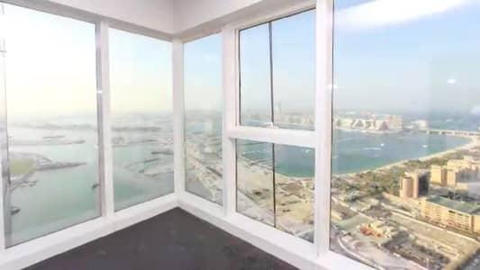 3 Bedroom Apartment for Rent in Dubai Marina, Dubai - FULL SEA VIEW   FENDI UPGRADED   HIGH FLOOR