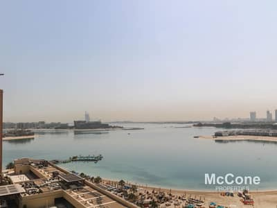2 Bedroom Flat for Rent in Palm Jumeirah, Dubai - Genuine Listing | Fully Furnished | Sea View