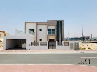 5 Bedroom Villa for Sale in Jumeirah Village Triangle (JVT), Dubai - Spacious 5BR+Maids | Brand New | Best Location