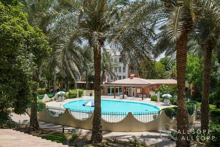 فلیٹ 1 غرفة نوم للبيع في جرين كوميونيتي، دبي - Exclusive | Pool View | Upgraded | 1 Bed