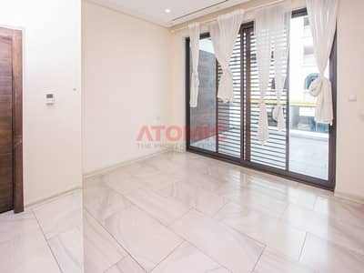 4 Bedroom Townhouse for Sale in Jumeirah Village Circle (JVC), Dubai - Middle Corner  4Bed+Maid   lift-Roof   Park facing