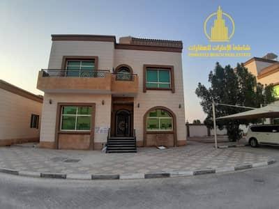 فیلا 5 غرف نوم للايجار في مدينة محمد بن زايد، أبوظبي - 5 Masters | Lovely Stand Alone Villa | Family Compound