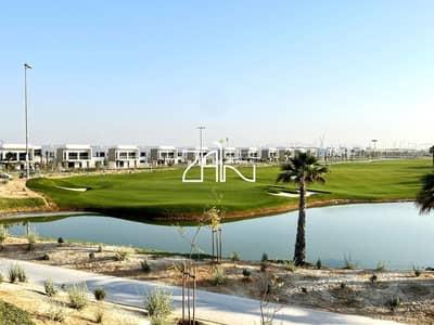 5 Bedroom Villa for Rent in Yas Island, Abu Dhabi - Golf View Brand New 5 BR Huge Villa on Large Plot