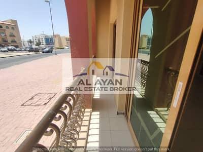 Studio for Rent in International City, Dubai - STUDIO IN SPAIN CLUSTER (T BLOCK) WITH 2 BALCONY