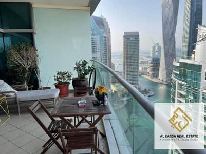 2 Bedroom Apartment for Rent in Dubai Marina, Dubai - Marina View   2 Bedroom + Maid   Fully Furnished   High Floor