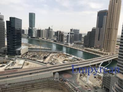 فلیٹ 1 غرفة نوم للايجار في الخليج التجاري، دبي - 15 DAYS FREE| ONE BR LAKE VIEW|BRAND NEW|EQUIPPED KITCHEN|WITH BALCONY|